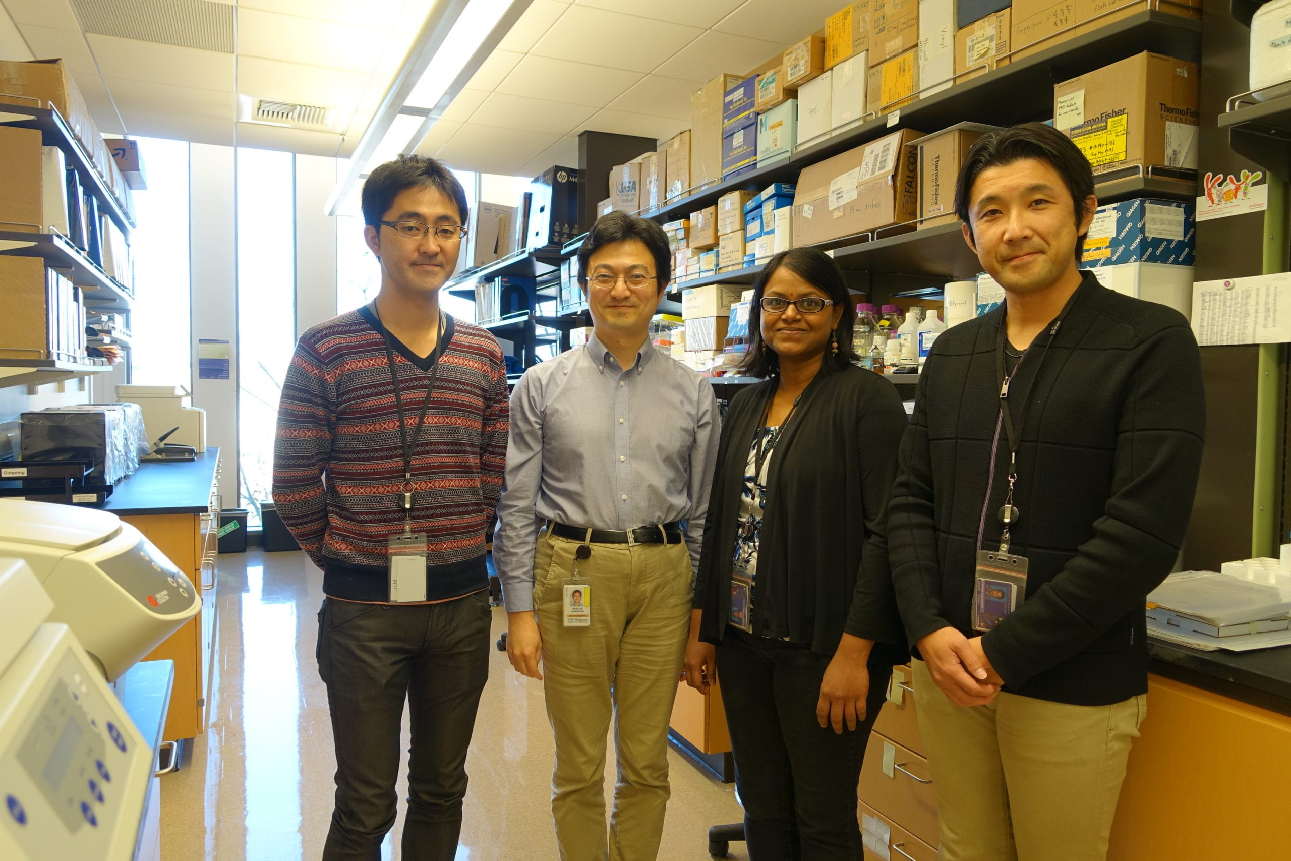Kawasumi Lab Team 2016