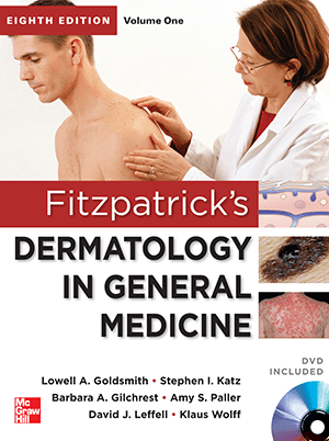 Book Chapter In Fitzpatrick's Dermatology In General Medicine