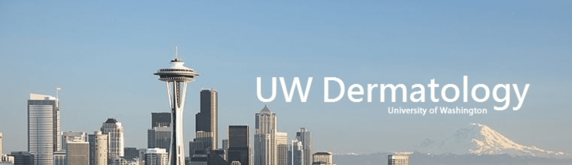 UW Dermatology Grand Rounds