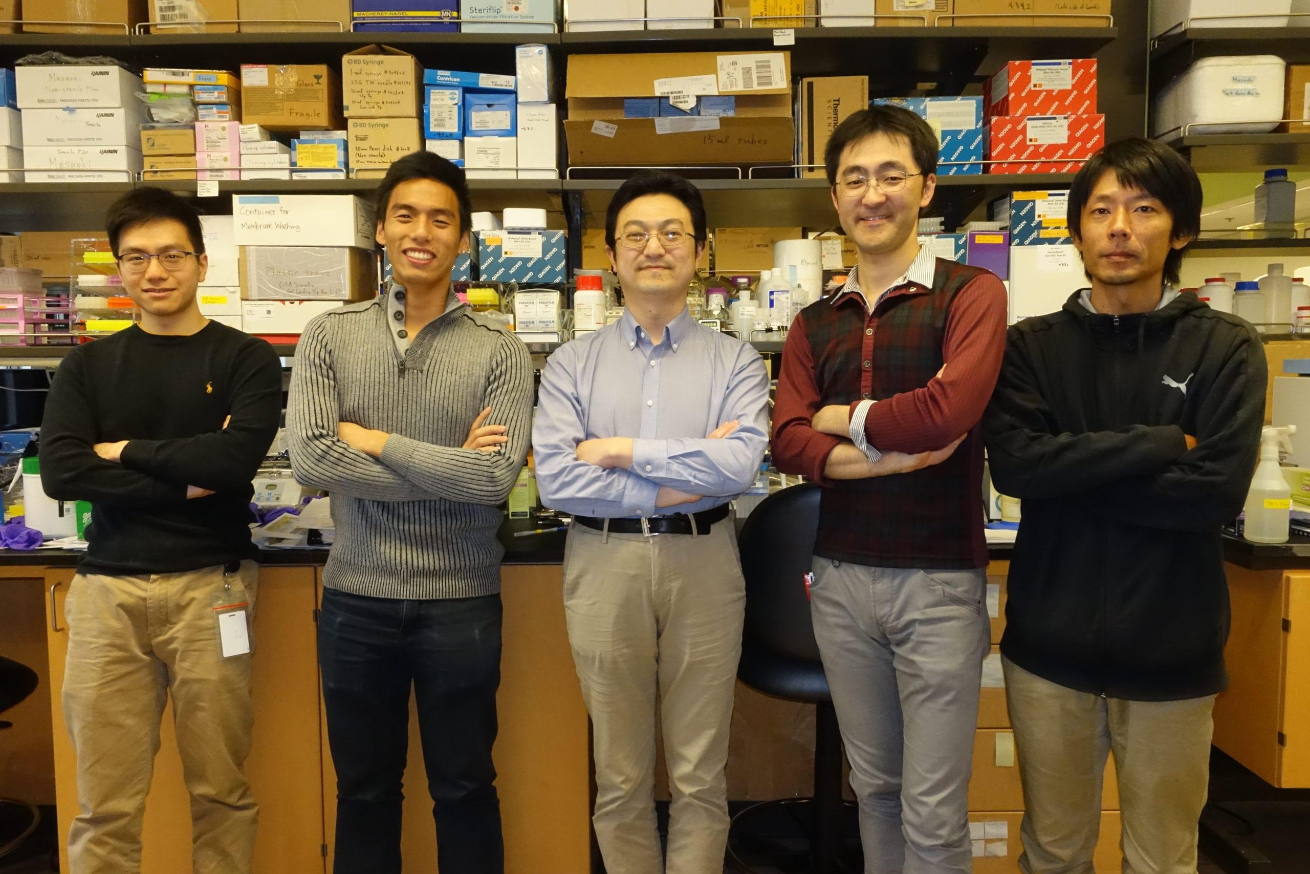 Kawasumi Lab Team 2017